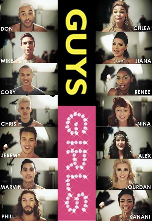 America's Next Top Model Guys and Girls from cycle 20