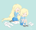 Hair. - adventure-time-with-finn-and-jake photo