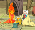 Hanging Out - adventure-time-with-finn-and-jake photo