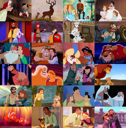 Disney wallpaper entitled Happy Father's Day