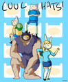 Hatz - adventure-time-with-finn-and-jake photo