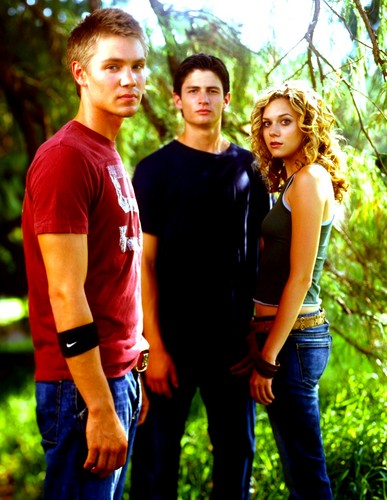 Hilarie, Chad & James OTH Old Promo's <3