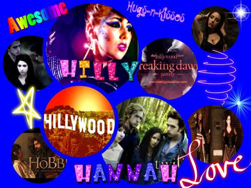 Hilly and Hannah Hindi