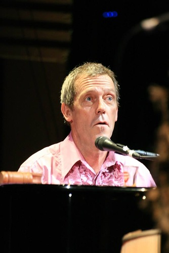 Hugh Laurie - Hammersmith Apollo, 14.06.2013 - Londres