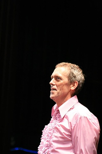 Hugh Laurie - Hammersmith Apollo, 14.06.2013 - Лондон