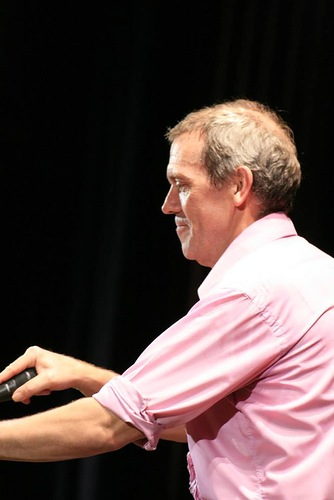 Hugh Laurie - Hammersmith Apollo, 14.06.2013 - Londres