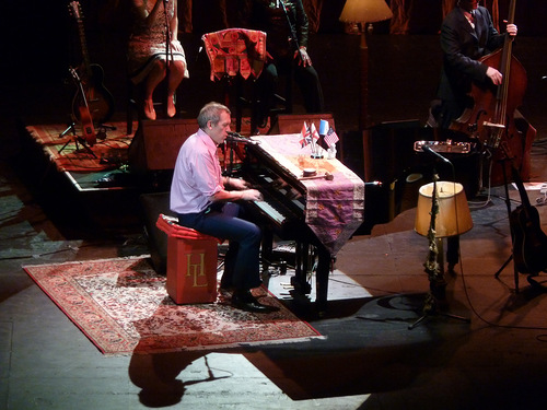 Hugh Laurie - Hammersmith Apollo, 14.06.2013 - ロンドン