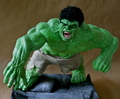 Hulk Sculpture - the-incredible-hulk fan art