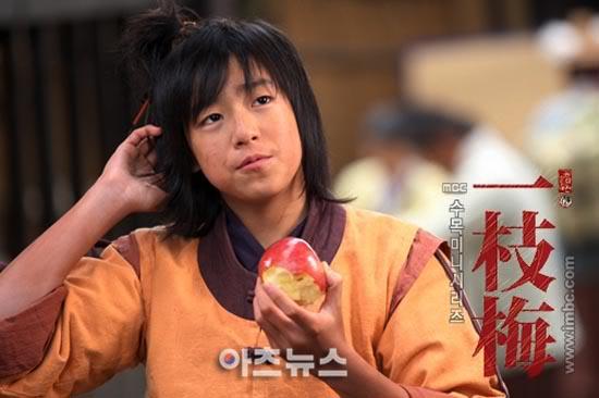 Hyun Woo in 'Return of Iljimae' - Lee Hyun Woo Photo ...