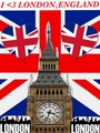 I <3 London,England