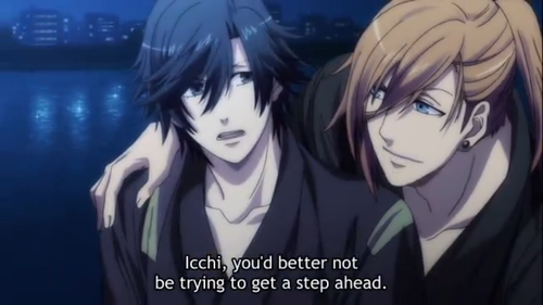Ichinose and Ren
