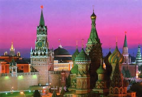 It's Russia's House! (Kremlin, Moscow)
