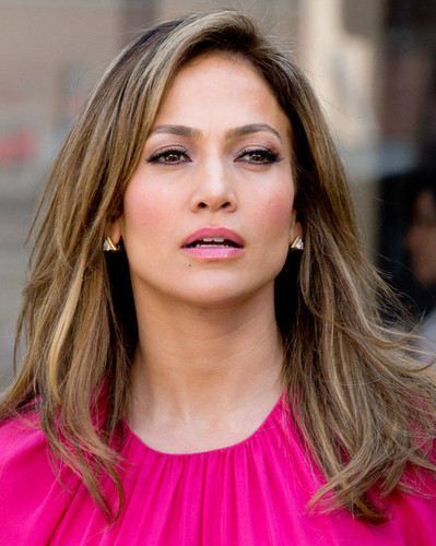 JLO FILMS COMMERCIAL AT NEW VIVA MOVIL STORE IN BROOKLYN