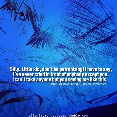 Usami Akihiko Quotes