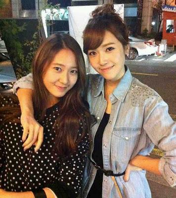 Jessica and Kystal