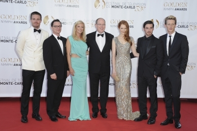June 13 53rd Monte Carlo TV Festival - Closing Ceremony