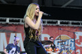 June 15 - B96 Pepsi Summer Bash Chicago - avril-lavigne photo