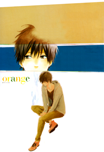orange (TAKANO Ichigo) Hintergrund called Kakeru