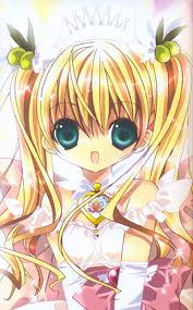 Kawaii Anime wallpaper probably with anime called Kamichama Karin :D