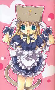kawaii anime fondo de pantalla probably with anime entitled Kamichama Karin :D