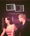 Katniss & Peeta - the-hunger-games photo