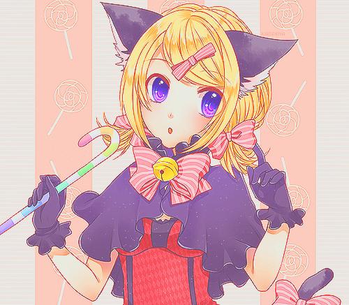 Kawaii animé girl<3