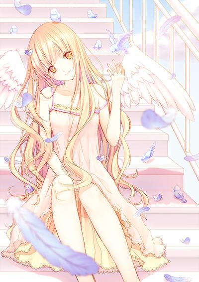 Kawaii anime girl<3