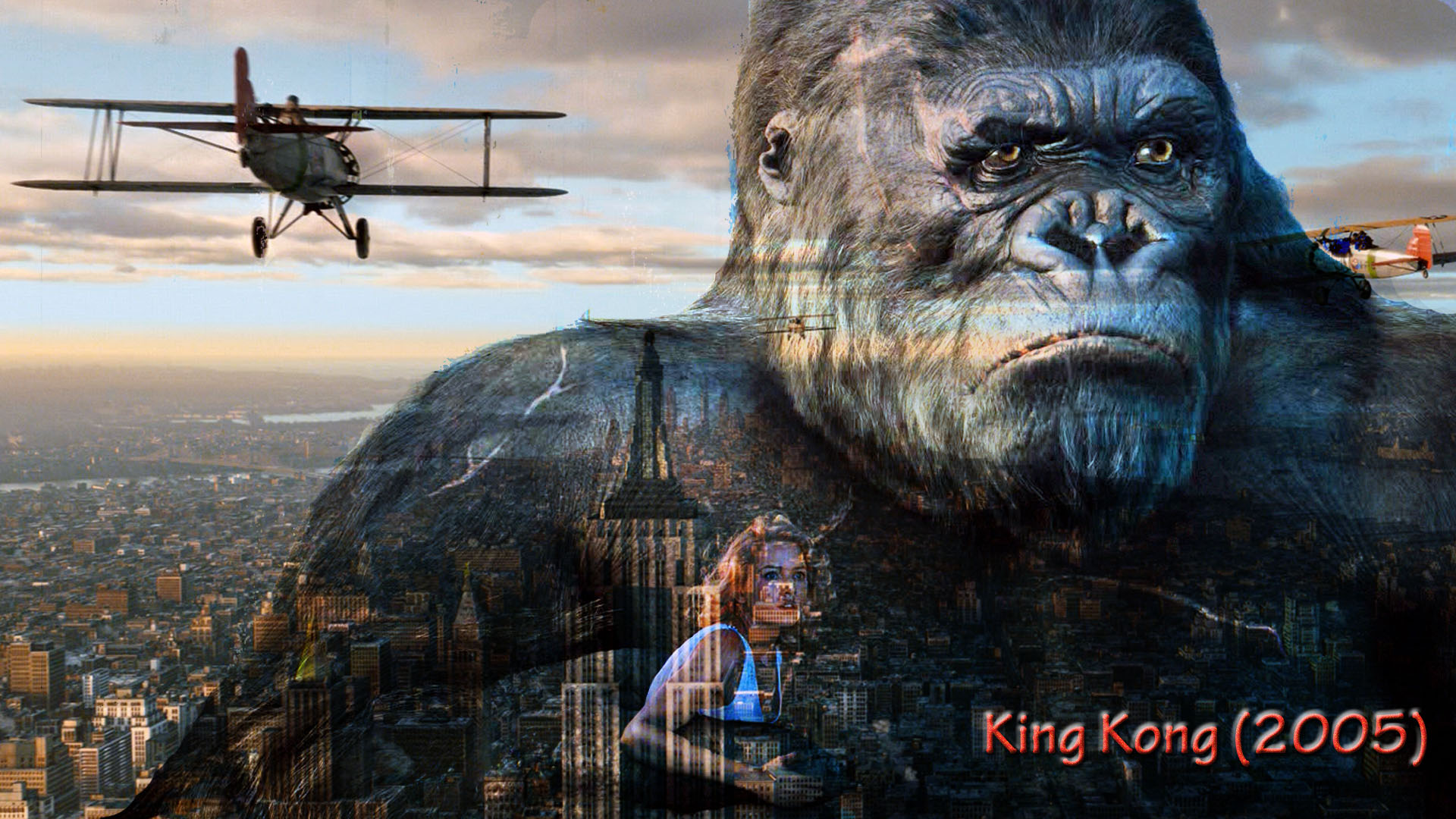 King kong 2005 movies wallpaper 34783047 fanpop - King kong 2005 hd wallpapers ...