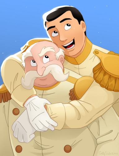 King and Prince Charming