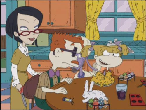 Kira, Chas & Angelica