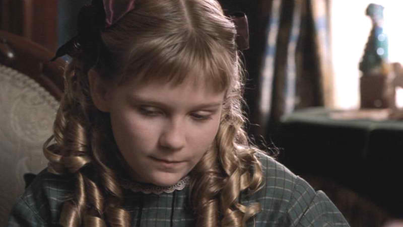 famous kids images kirsten dunst wallpaper and background