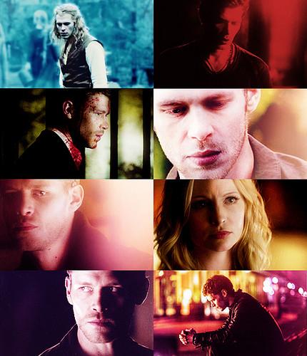 Klaus (& Caroline)
