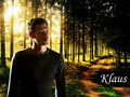 Klaus - the-vampire-diaries wallpaper