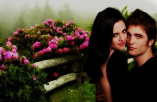 Kristen & Rob