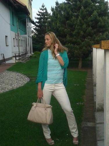 Kvitova modeling 2013