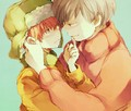 Kyman - south-park-yaoi photo