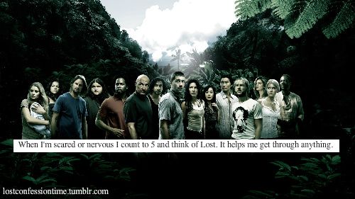 LOST Confessions