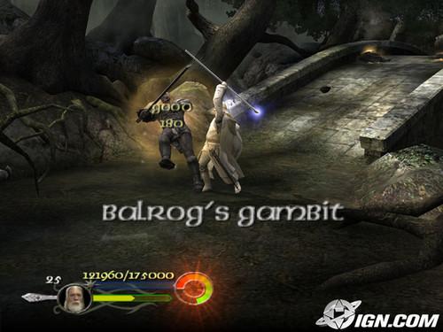 LOTR: Return of the King (video game) screenshot