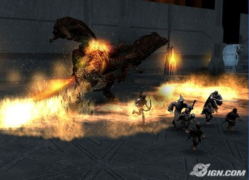 LOTR: The Battle for Middle-earth screenshot
