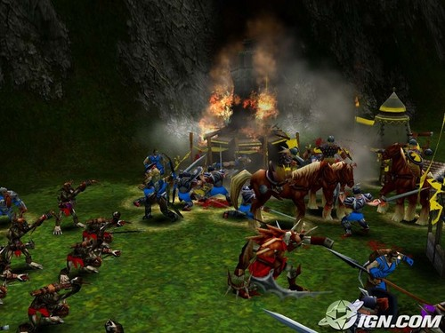 LOTR: War of the Ring screenshot