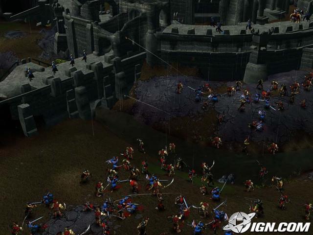 LOTR: War of the Ring screenshot