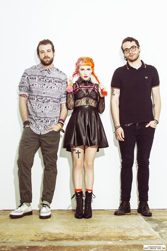 Paramore fond d'écran containing a hip boot titled LadyGunn Magazine photoshoot
