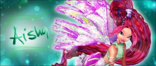 Layla 3D Sirenix Wallpaper.