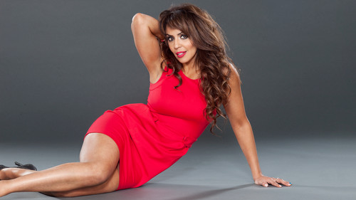 Layla (WWE) fond d'écran probably with a leotard and a bustier called Layla