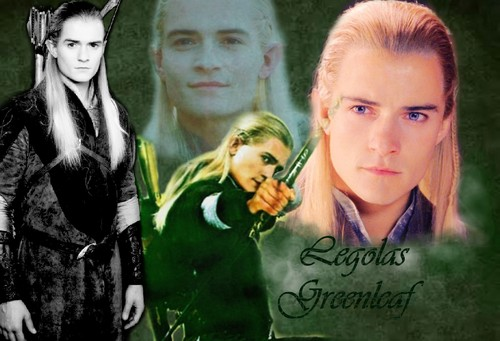 Legolas Greenleaf  - Elven Prince Desktop wallpaper