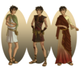 Leo - the-heroes-of-olympus fan art