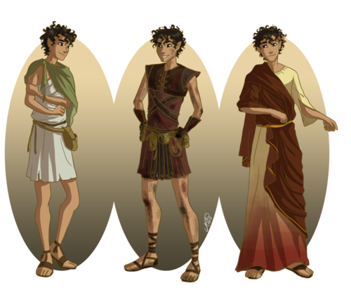 The Heroes of Olympus achtergrond containing a surcoat entitled Leo