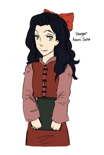 Little Asami