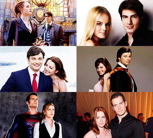 Lois&Clark through the years 2