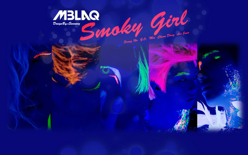 MBLAQ 'Smoky Girl'